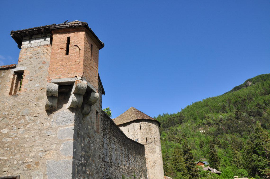 Colmars-les-Alpes,villaggio fortificato Vauban