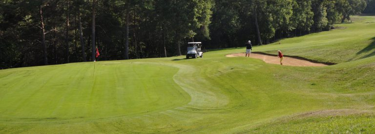 golf in Digne-les-Bains