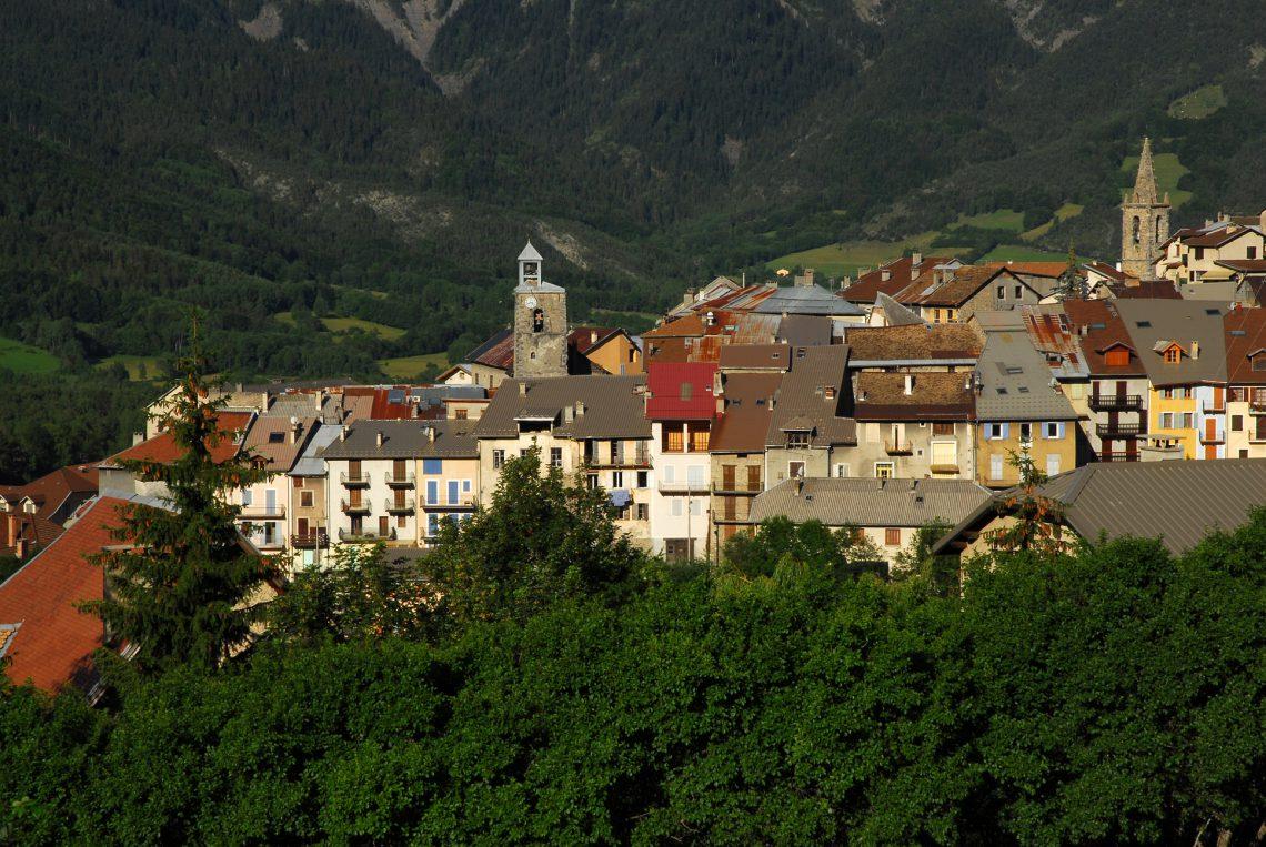 Villagio di Seyne-les-Alpes ©Philippe Leroux