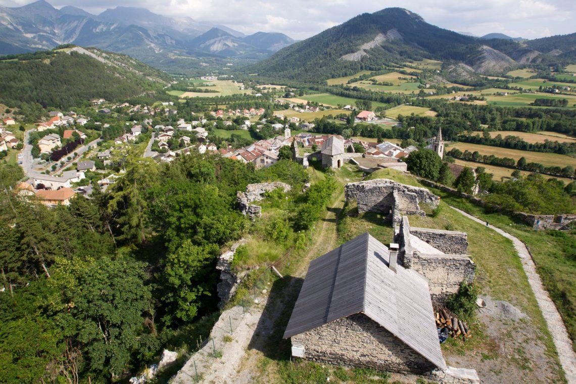 Villagio di Seyne-les-Alpes ©Mir