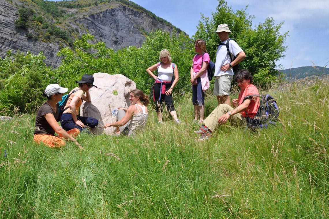 Escursioni insolite nel Pays des Rochers-qui-Parlent (Paese delle rocce parlanti)