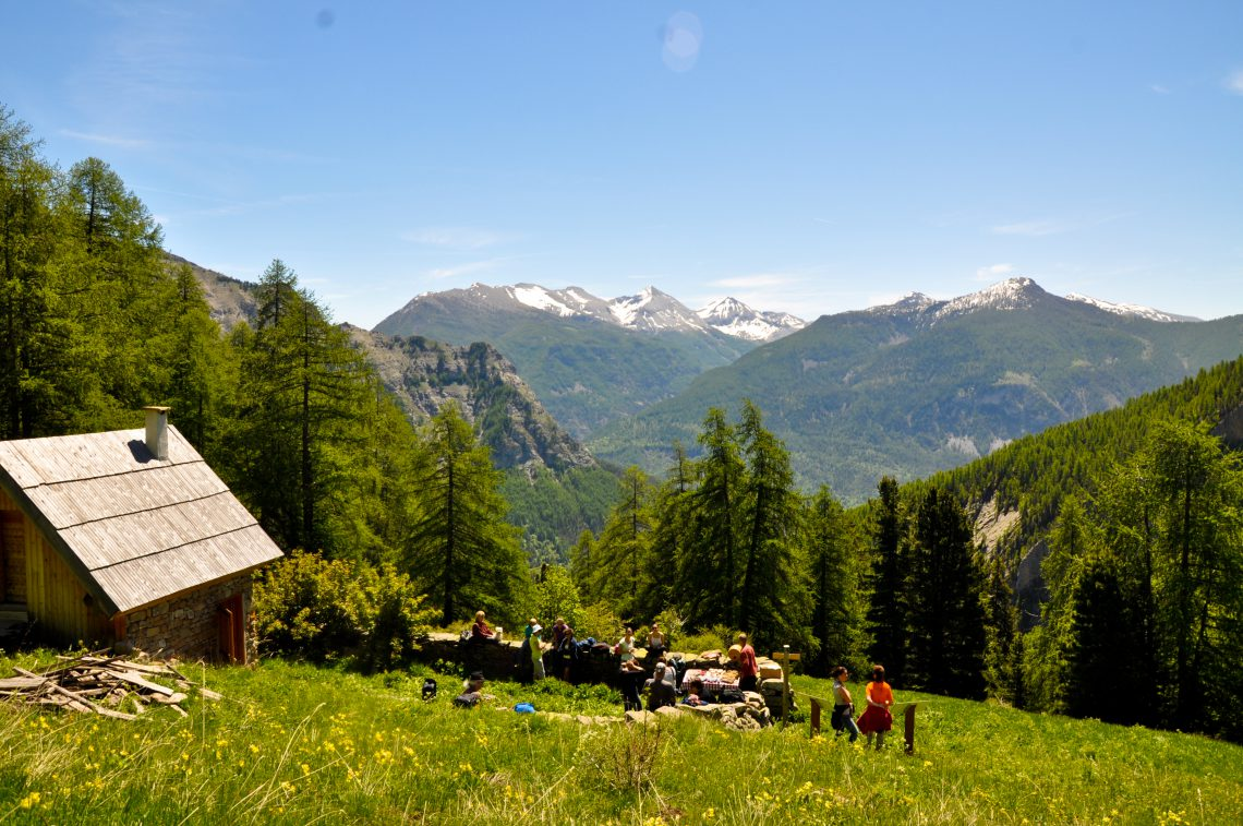 trekking e di escursioni a piedi Chasse Val d'Allos
