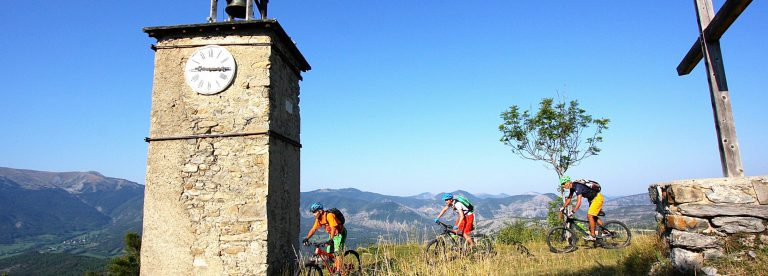 Base mountain-bike Blanche – Serre-Ponçon ©Joseph Hermann