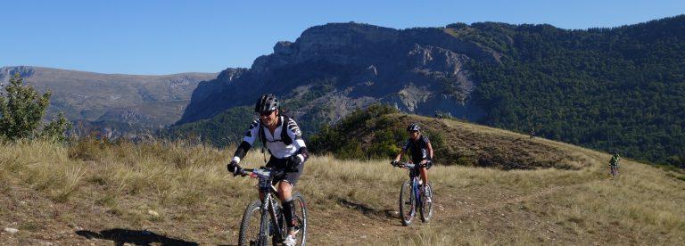 Sito di Mountain-bike Buech Sisteronnais ©Thomas Girard