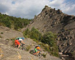Sito Mountain-bike Digne-les-Bains ©Joseph Hermann