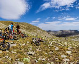 Sito mountain-bike Val d'Allos – Haut-Verdon