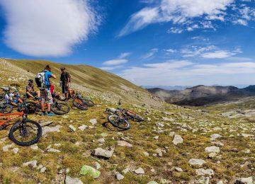 Sito mountain-bike Val d'Allos – Haut-Verdon