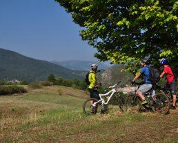 Area mountain-bike del Verdon e delle Vallées de l'Asse