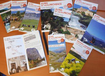 Richiesta di opuscoli Alpes de Haute Provence