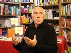 """René Fregni, uno scrittore fuori dal """"comune"""" ©AD04/FB"""