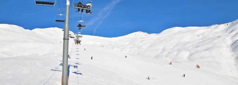 Stazione di sci Val d'Allos - La Foux Espace Lumière