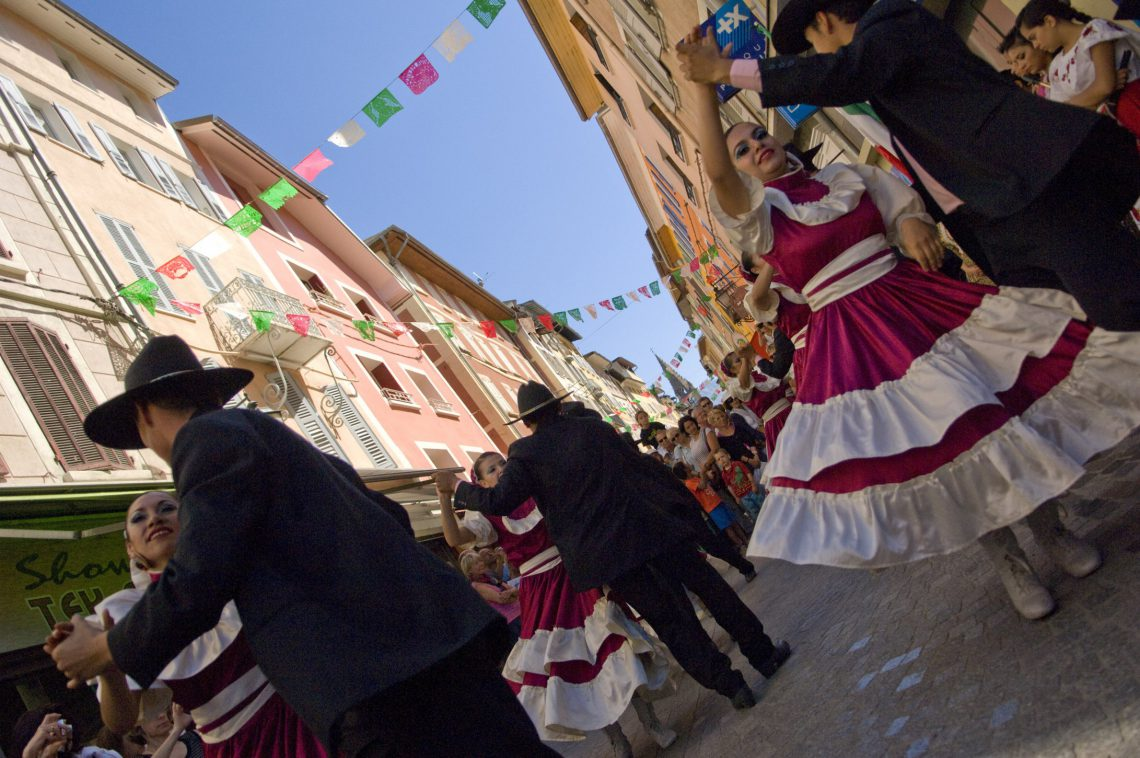 Festival Feste latino-messicane di Barcelonnette ©M. Boutin