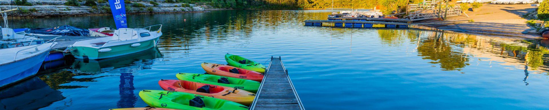 I laghi del Verdon : Il lago di Esparron-de-Verdon ©T. Verneuil