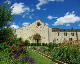 Salagon musée et jardins ©C. Brau