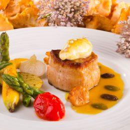 restaurant La bonne étape in Château-Arnoux