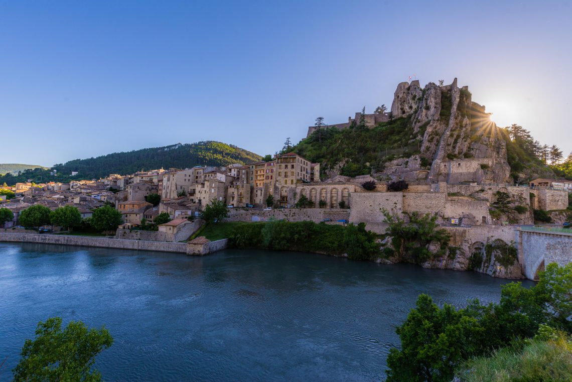 Sisteron ©T. Verneuil