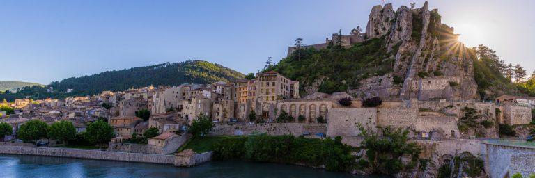 La Citadelle (roccaforte) di Sisteron ©T. Verneuil