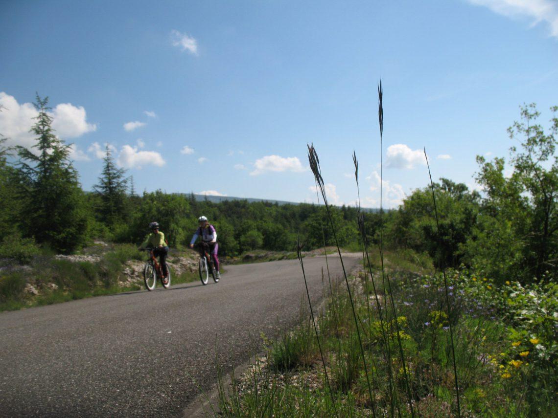 bicicletta: Itinerari con le biciclette
