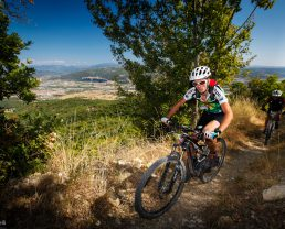 Mountain-bike Val de Durance ©Michel Delli Photographies