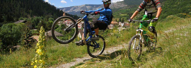 VTT Val d'Allos - Haut-Verdon ©VTOPO