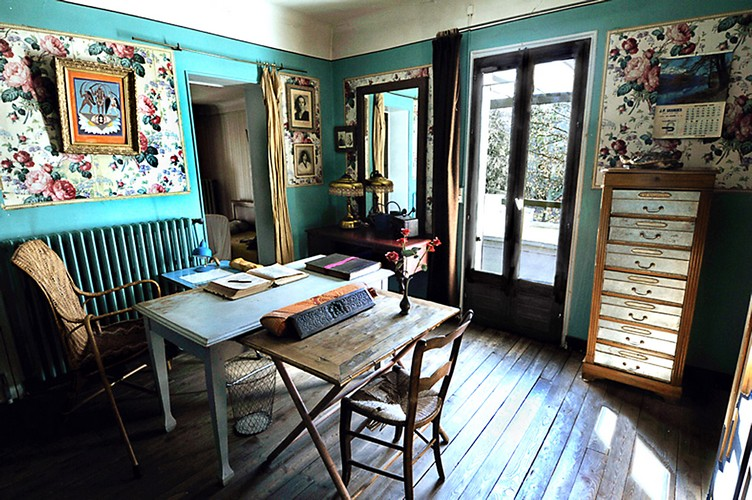 Maison Alexandra David-Neel ©Ville de Digne les Bains