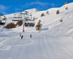Stazione di sci Pra Loup Espace Lumière