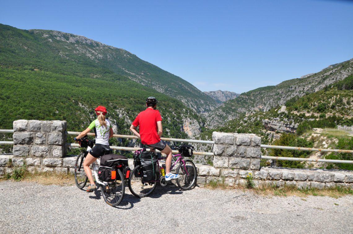 bicicletta Sentieri avventurosi