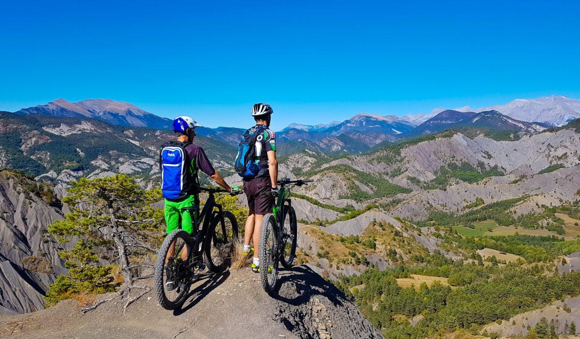 Sito Mountain-bike Digne-les-Bains e relativa regione federazione FFC - Terres Noires