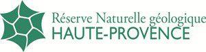 Logo Riserva naturale nazionale geologica di Haute-Provence