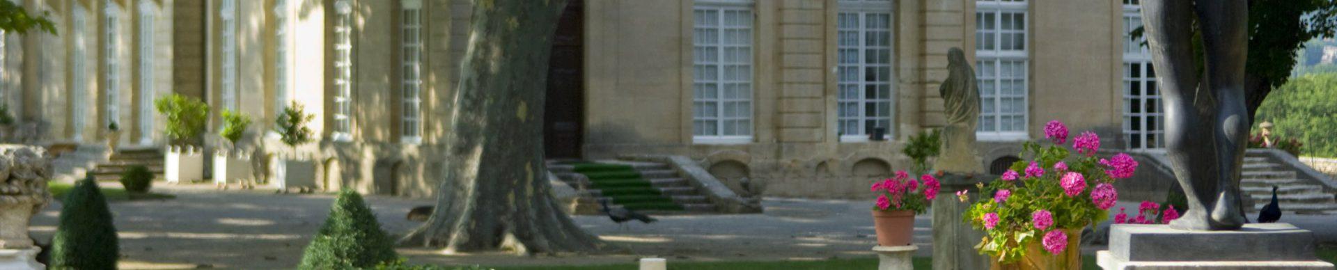 Built heritage Château de Sauvan à Mane