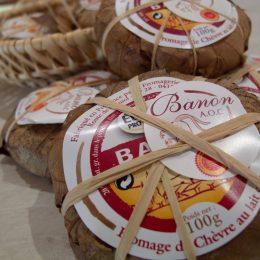 Banon cheese (AOC)