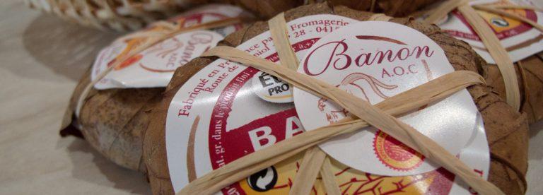 Il formaggio di Banon (AOC)