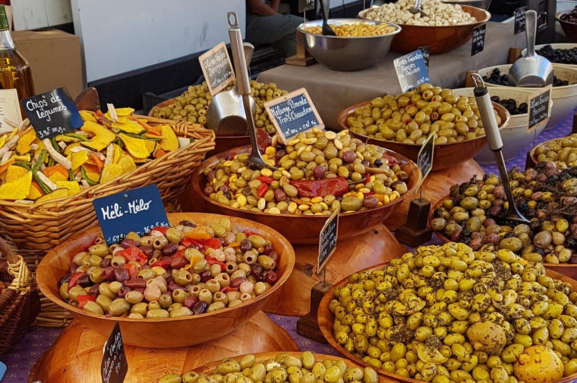 I principali mercati nelle Alpes de Haute Provence