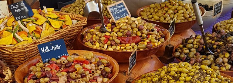 local markets in Alpes de Haute Provence