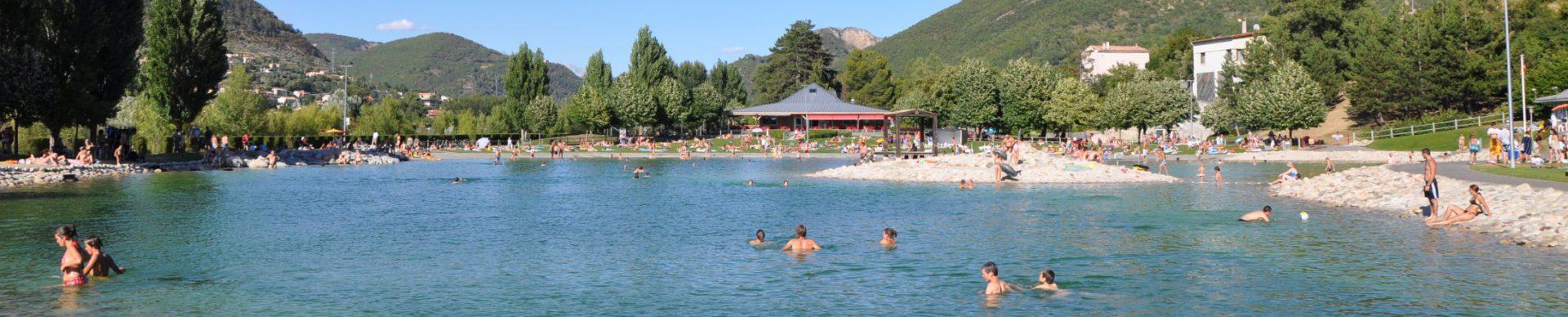 Specchi d'acqua Digne-les-Bains