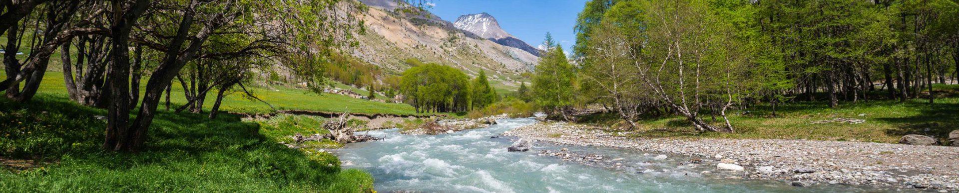 Rivière Ubaye