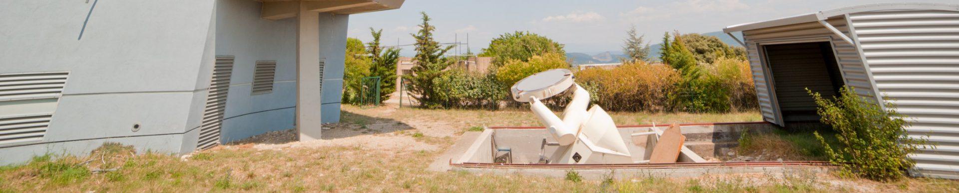 Osservando il cielo Centro di astronomia di Saint Michel l'Observatoire ©Mir
