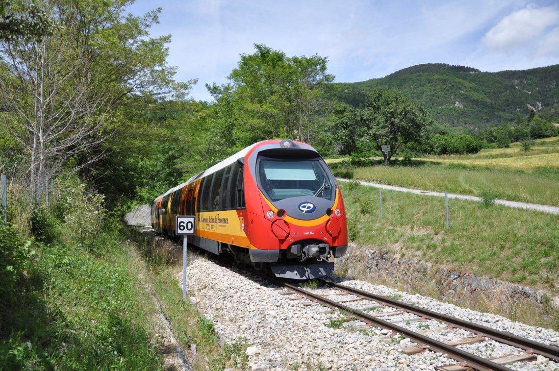 Train des Pignes (treno delle pigne) – Ferrovia di Provenza