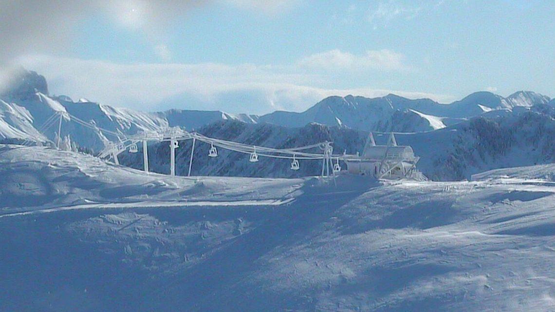 Webcam Montclar La Brèche Stazione di sci