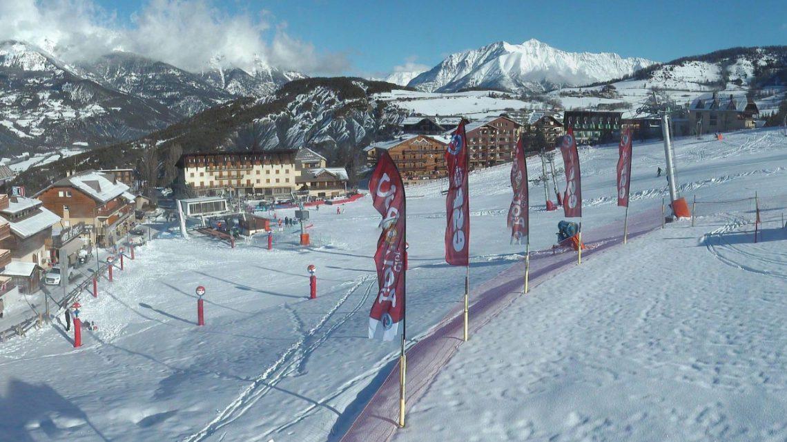Webcam Le Sauze Stazione di sci
