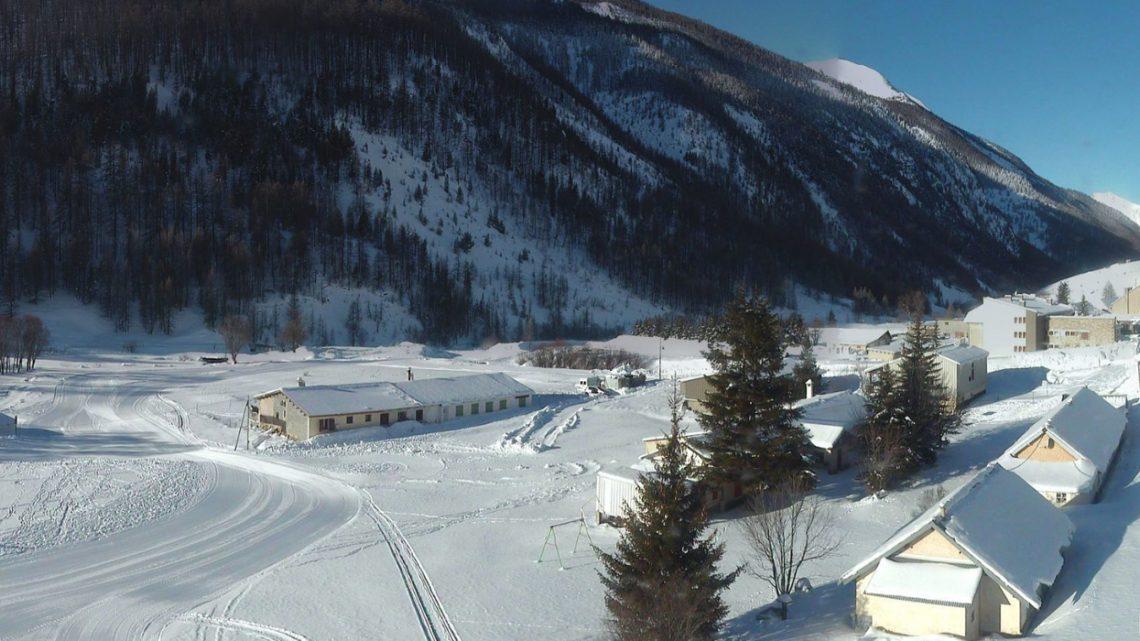 Val d'Oronaye Larche - Siti per lo sci di fondo / Stazione di sci - Haute Ubaye Valle
