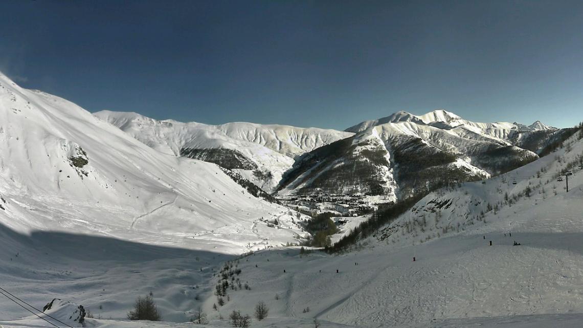 Webcam Stazione di sci Val d'Allos La Foux