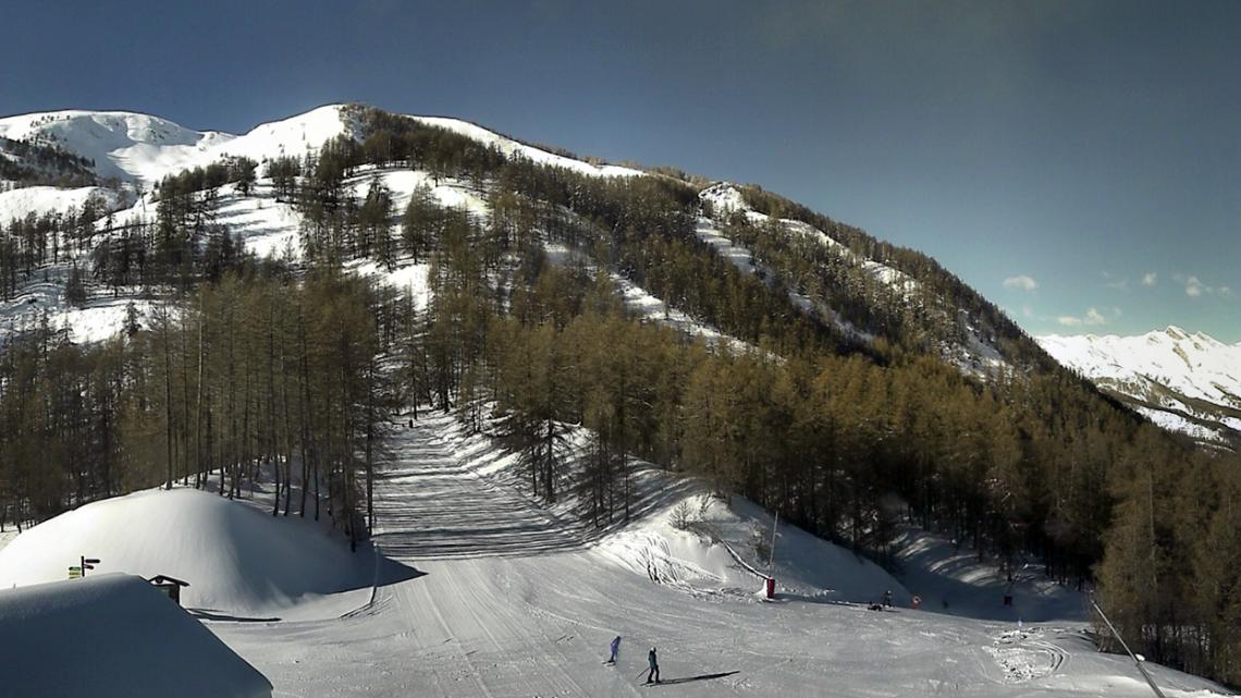 Webcam Stazione di sci Val d'Allos Le Seignus