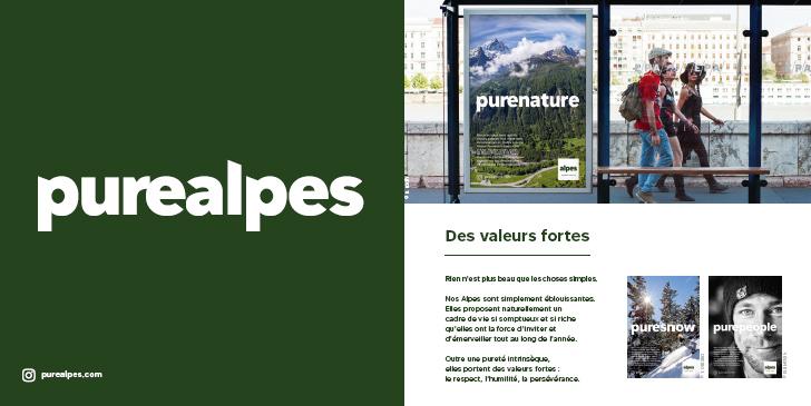 Dossier de presse de la Marque Alpes