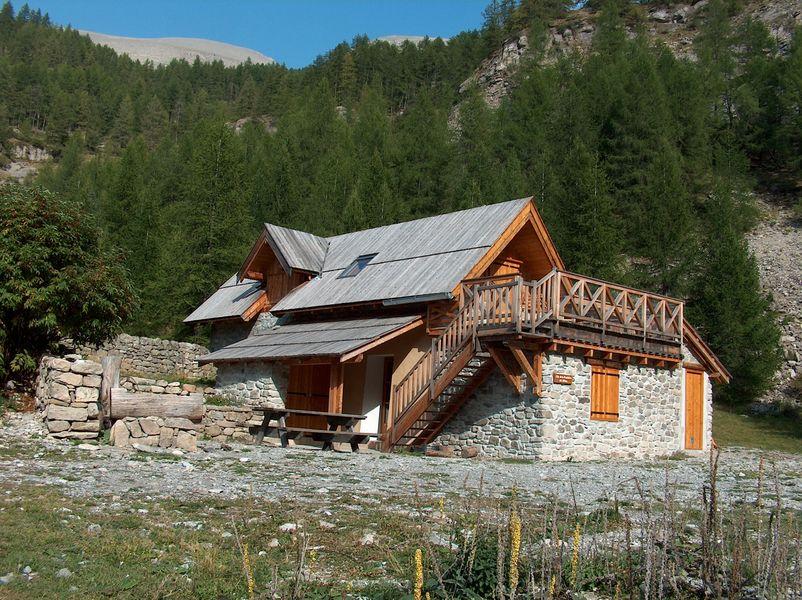 ristoro forestali Fruchière Colmars-les-Alpes