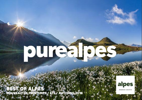 Best of Alpes - Nouveautés printemps-été-automne 2018