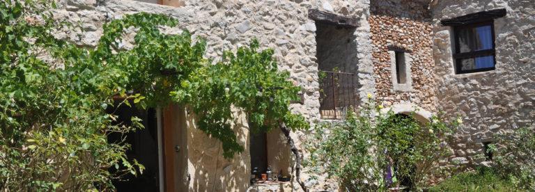 Affitti vacanze gite mas de la cherine verdon
