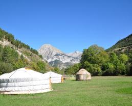 alloggi insoliti yurta in Prads