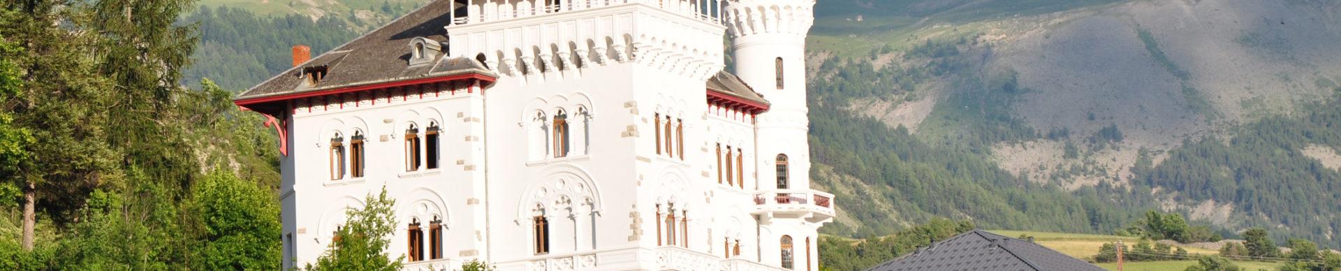 residenze di turismo chateau des Magnans Jausiers