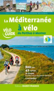 Acquista la guida ufficiale in bici de La Méditerranée in bici